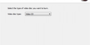 Burn Video DVD
