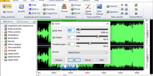 Add Audio Effects