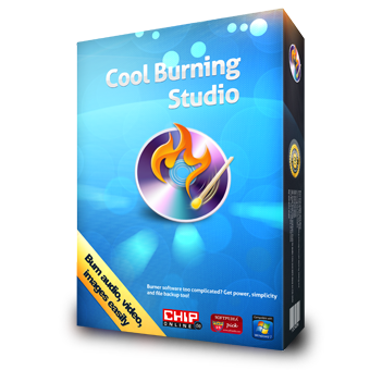 Coolmedia Software Cool Burning Studio Powerful Cd Dvd
