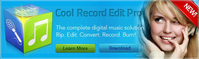 Record and Edit Audio files.