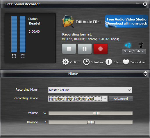 Download recording studio for laptop