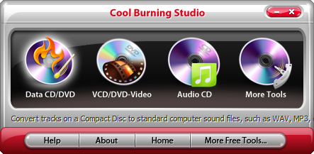 How to Burn Data CD / DVD - Activate Data CD/DVD Burner