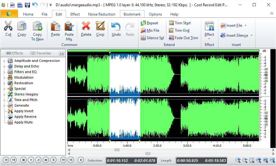 Audio Editor and Recorder Software to Capture Audio and Edit Audio